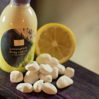 Lemongrass Body Lotion Featured Image