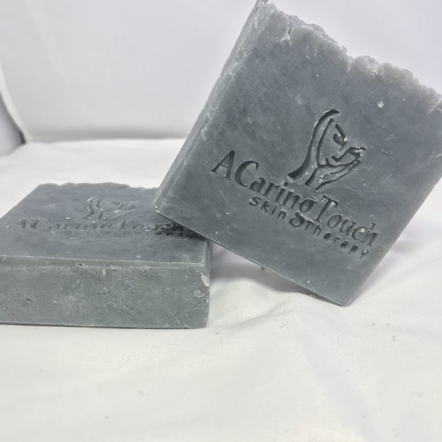 Charcoal Grey Soap