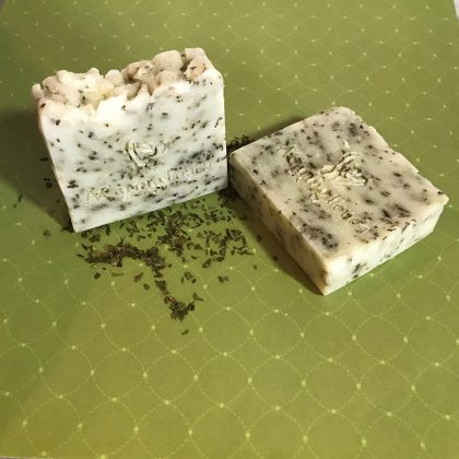 Peppermint Soap Featured Image