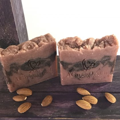 Cherry Almond Soap Featured Image
