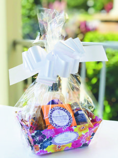 Medium Pumpkin Gift Basket Featured Image