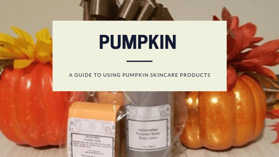 Pumpkin Skincare Products Blog Featured Image